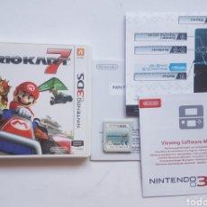 Videojuegos y Consolas: MARIO KART 7 NINTENDO 3DS. Lote 205866412