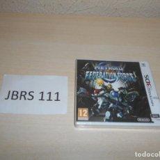 Videojuegos y Consolas: 3DS - METROID PRIME - FEDERATION FORCE , PAL ESPAÑOL , PRECINTADO. Lote 206155801