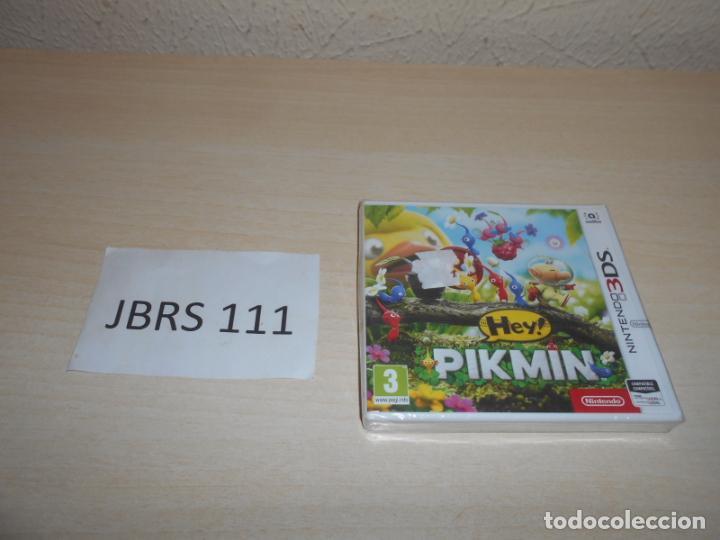 3DS - HEY PIKMIN , PAL ESPAÑOL , PRECINTADO (Juguetes - Videojuegos y Consolas - Nintendo - 3DS)