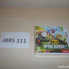 Videojuegos y Consolas: 3DS - HEY PIKMIN , PAL ESPAÑOL , PRECINTADO. Lote 206155855