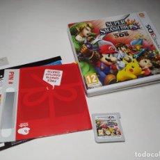 Videojuegos y Consolas: SUPER SMASH BROS. ( FOR 3DS) ( NINTENDO 3DS - 2DS - PAL - ESPAÑA). Lote 206160543