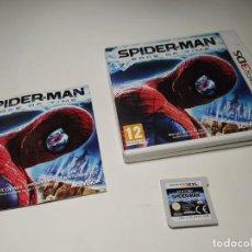 Videojuegos y Consolas: SPIDER-MAN : EDGE OF TIME ( NINTENDO 3DS - 2DS - PAL - ESPAÑA). Lote 206161452