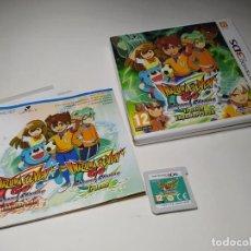 Videojuegos y Consolas: INAZUMA ELEVEN GO - TRUENO ( NINTENDO 3DS - 2DS - PAL - ESPAÑA). Lote 206161543