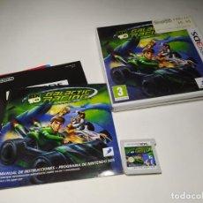 Videojuegos y Consolas: BEN 10 - GALACTIC RACING ( NINTENDO 3DS - 2DS - PAL - ESPAÑA). Lote 206161636