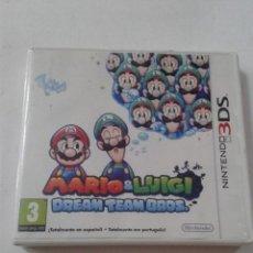 Videojuegos y Consolas: MARIO & LUIGI: DREAM TEAM BROS. NINTENDO 3DS. Lote 206216873