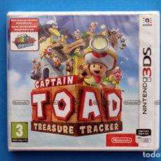 Videojuegos y Consolas: NINTENDO 3DS - CAPTAIN TOAD TREASURE TRACKER - PRECINTADO. Lote 206242571