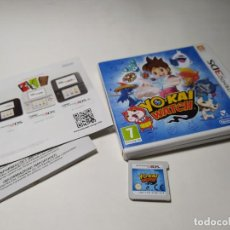 Videojuegos y Consolas: YO - KAI WATCH ( NINTENDO 3DS - 2DS - PAL - ESPAÑA). Lote 206371995