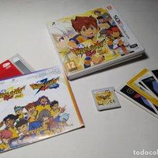 Videojuegos y Consolas: INAZUMA ELEVEN - LUZ ( NINTENDO 3DS - 2DS - PAL - ESPAÑA). Lote 206372056