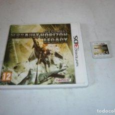 Videojuegos y Consolas: ACE COMBAT ASSAULT HORIZON LEGACY NINTENDO 3DS PAL. Lote 206778570