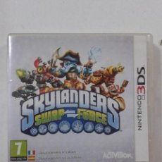 Videojuegos y Consolas: SKYLANDERS: SWAP FORCE. NINTENDO 3DS. Lote 206968930
