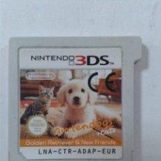 Videojuegos y Consolas: NINTENDOGS + CATS. NINTENDO 3DS. Lote 206970695