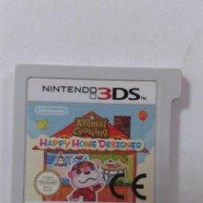 Videojuegos y Consolas: ANIMAL CROSSING: HAPPY HOME DESIGNER. NINTENDO 3DS. Lote 207006845