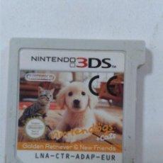 Videojuegos y Consolas: NINTENDOGS + CATS. NINTENDO 3DS. Lote 207007471