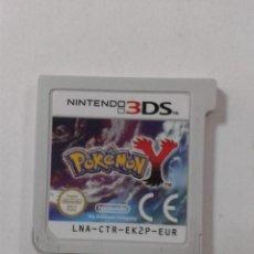 Videojuegos y Consolas: POKEMON Y. NINTENDO 3DS. Lote 207007941