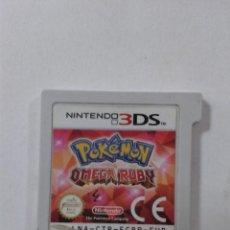 Videojuegos y Consolas: POKEMON RUBI OMEGA. NINTENDO 3DS. Lote 207008840