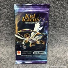 Videojuegos y Consolas: PACK CARTAS KID ICARUS UPRISING NUEVO NINTENDO 3DS. Lote 207086538