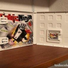 Videojuegos y Consolas: CUBIC NINJA CUBICNINJA VERSION PAL EUR NINTENDO 2DS 3DS COMPLETO JUEGO EN CASTELLANO. Lote 207114581