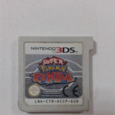 Videojuegos y Consolas: SUPER POKEMON RUMBLE. NINTENDO 3DS. Lote 207161173