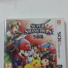 Videogiochi e Consoli: SUPER SMASH BROS. NINTENDO 3DS. Lote 207162313
