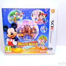 Videojuegos y Consolas: JUEGO NINTENDO 3DS DISNEY MAGICAL WORLD , COMPATIBLE CON NINTENDO 2DS. Lote 207705566