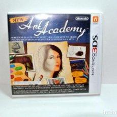 Videojuegos y Consolas: JUEGO NINTENDO 3D ART ACADEMY. Lote 207706516