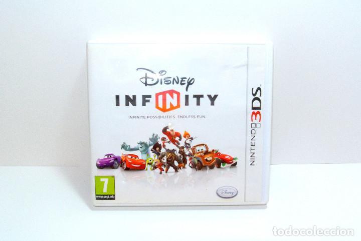 JUEGO NINTENDO 3D DISNEY INFINITY (Juguetes - Videojuegos y Consolas - Nintendo - 3DS)