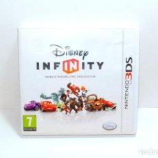 Videojuegos y Consolas: JUEGO NINTENDO 3D DISNEY INFINITY. Lote 207707020