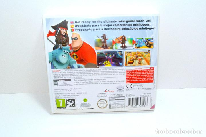 Videojuegos y Consolas: Juego nintendo 3D DISNEY INFINITY - Foto 2 - 207707020