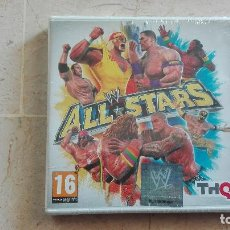 Videojuegos y Consolas: ALL STARS WRESTLEMANIA 3DS NINTENDO PRECINTADO. Lote 208131930
