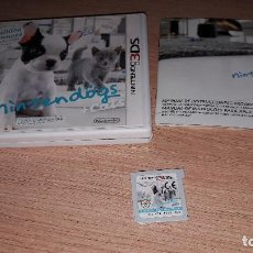 Videojuegos y Consolas: JUEGO NINTENDO 3DS NINTENDOGS + CATS. Lote 208770697