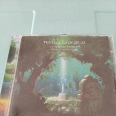Videojuegos y Consolas: THE LEGEND OF ZELDA A LINK BETWEEN WORLDS ORIGINAL SOUNDTRACK. Lote 209032885