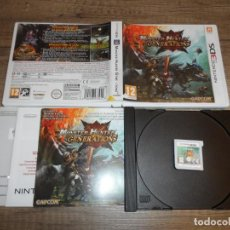 Videojuegos y Consolas: NINTENDO 3DS MONSTER HUNTER GENERATIONS PAL ESP COMPLETO. Lote 209130397