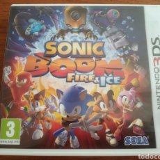 Videojuegos y Consolas: SONIC BOOM JUEGO 3DS. Lote 209144361
