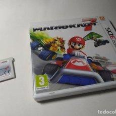 Videojuegos y Consolas: MARIO KART 7 ( NINTENDO 3DS - 2DS) PAL - ESP. Lote 209616282
