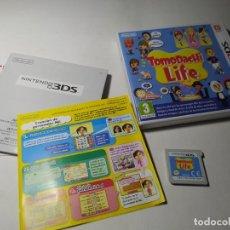 Videojuegos y Consolas: TOMODACHI LIFE ( NINTENDO 3DS - 2DS) PAL - ESP. Lote 209616310