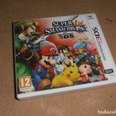 Videojuegos y Consolas: JUEGO NINTENDO 3DS SUPER SMASH BROS. Lote 209620435