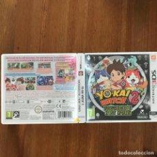 Videojuegos y Consolas: JUEGO YO-KAI WATCH 2 FANTASQUELETOS NINTENDO 3DS. Lote 209667378