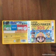 Videojuegos y Consolas: JUEGO SUPER MARIO MAKER NINTENDO 3DS. Lote 209668162
