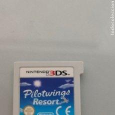 Videojuegos y Consolas: VIDEOJUEGO NINTENDO DS3 PILOTWINGS RESORT FUNCIONANDO. Lote 210380231