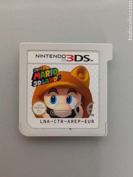 VIDEOJUEGO NINTENDO DS3 SUPERMARIO 3DLAND FUNCIONANDO (Juguetes - Videojuegos y Consolas - Nintendo - 3DS)