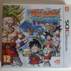 Videojuegos y Consolas: NUEVO PRECINTADO DRAGON BALL FUSIONS NINTENDO 3DS. Lote 210975490
