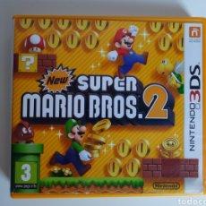 Videojuegos y Consolas: NEW SUPER MARIO BROS 2 NINTENDO 3DS. Lote 210975845