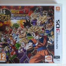 Videojuegos y Consolas: DRAGON BALL Z EXTREME BUTOUDEN NINTENDO 3DS. Lote 210976119