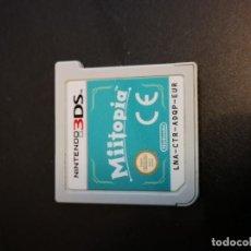 Videojuegos y Consolas: JUEGO NINTENDO 3DS. Lote 211273325
