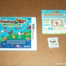 Videojuegos y Consolas: FREAKYFORMS DELUXE. PARA NINTENDO 3DS, PAL. Lote 211389269