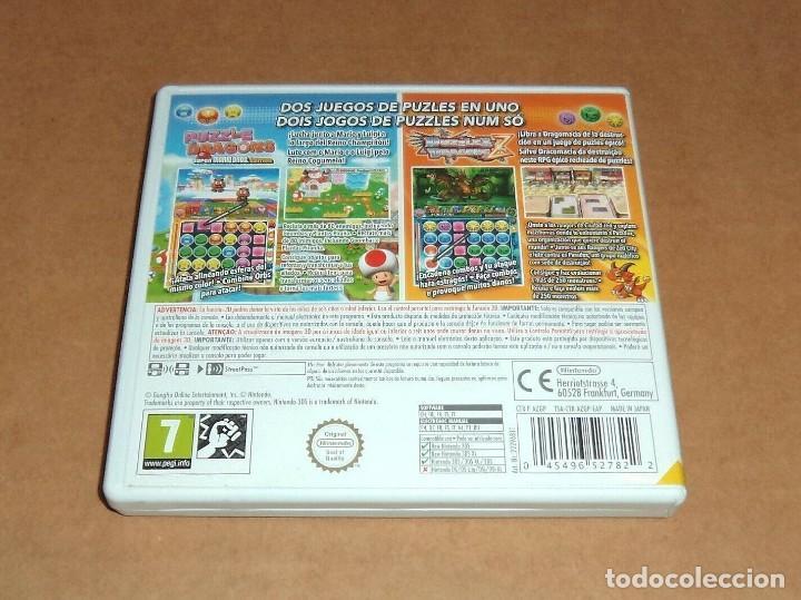Videojuegos y Consolas: Puzzle Dragons Z + Puzzle Dragons Super Mario Edition para Nintendo 3DS, Pal - Foto 2 - 211389634
