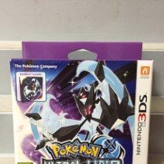 Videojuegos y Consolas: POKEMON ULTRALUNA PRECINTADO EDICION ESPECIAL NINTENDO 3DS. Lote 211515219