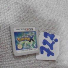 Videojuegos y Consolas: JUEGO POKEMON 3 DS NINTENDO ORIGINAL. Lote 212204897