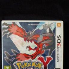 Videojuegos y Consolas: POKEMON Y - NINTENDO 3DS - CARTUCHO - COMPLETO - 2DS. Lote 213336926