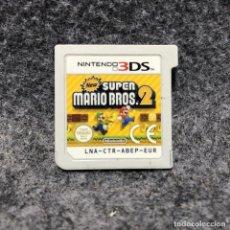 Videojuegos y Consolas: NEW SUPER MARIO BROS 2 NINTENDO 3DS. Lote 213514348